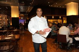 2013 Vegas Uncork'd: Michael Mina, Beef and Whiskey