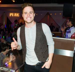 Olly Murs at Pure