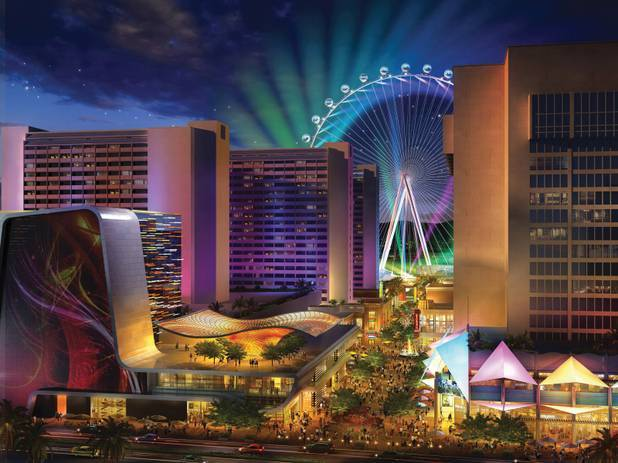 A rendering of Linq.