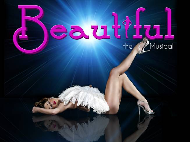 "Director and producer Mitchell Anthony's ""Beautiful: the Musical."""