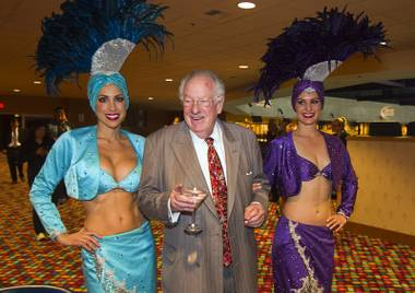 "A jam-packed Wicked Whispers & Racy Rumors on this wistful Wednesday: Is former Mayor Oscar Goodman getting an invitation to be the next ""victim"" ..."