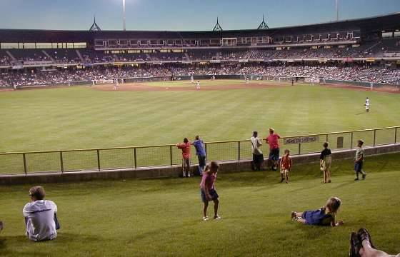 Salt Lake Bees, Spring Mobile Ballpark