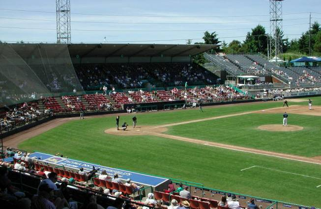 Tacoma Rainiers, Cheney Stadium