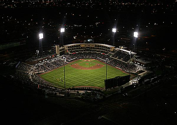 Albuquerque Isotopes, Isotopes Park