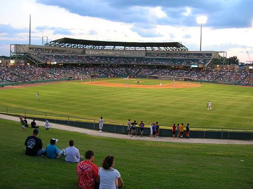 New Orleans Zephyrs, Zephyr Field