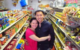 Michael Luangrath, 29, gave his mother, Dao Vahn, a longtime downtown Las Vegas business owner and cancer survivor, a $175,000 house for Mother's Day. Luangrath's heartwarming YouTube video of his gift has garnered international attention, with nearly a million views by Monday, May 20, 2013.