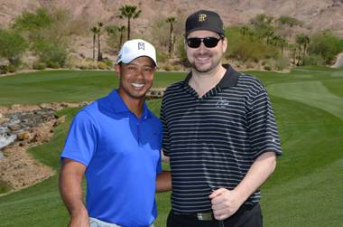 Golf superstar Tiger Woods is bringing White House-style security against the media in his visit to Las Vegas this weekend for the 15th annual Tiger ...