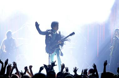 Prince makes up for lost time with Art Official Age and PlectrumElectrum.