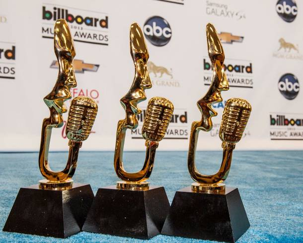 The 2013 Billboard Music Awards at MGM Grand Garden Arena on Sunday, May 19, 2013.