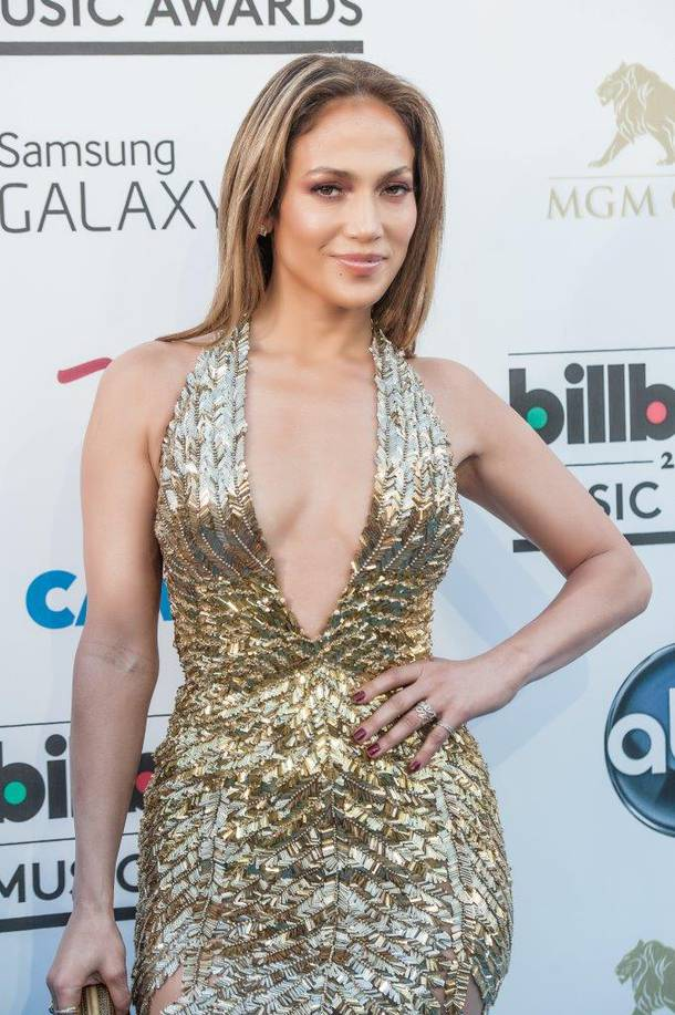 Jennifer Lopez arrives at the 2013 Billboard Music Awards at MGM Grand Garden Arena on Sunday, May 19, 2013.