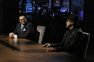 Penn Jillette and Trace Adkins on the finale of