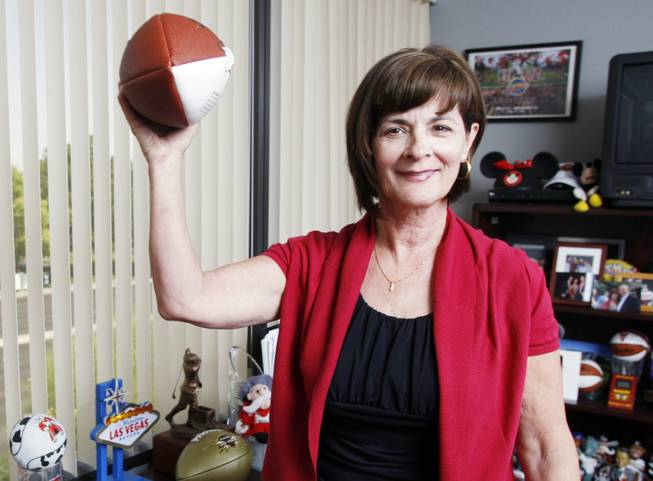 Tina Kunzer-Murphy will be the interim athletic director at UNLV, it was announced Monday, May 20, 2013. Last year Kunzer-Murphy stepped down after a 12-year run as executive director of the Las Vegas Bowl.