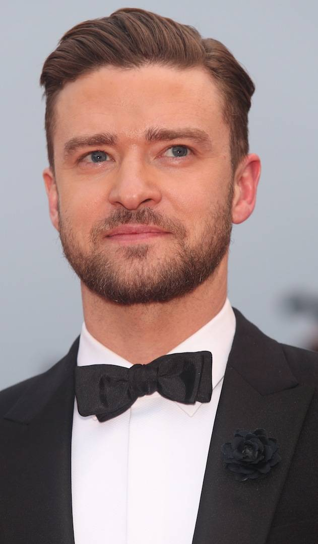 Justin Timberlake at the 2013 Cannes Film Festival.