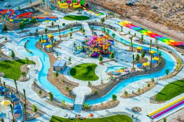 Wet 'n' Wild in Las Vegas on Tuesday, May 21, 2013, and Wednesday, May 22, 2013.