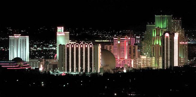 Reno facing rise in gang violence - Las Vegas Sun Newspaper