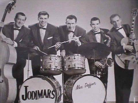 In this 1950s publicity photo of the Jodimars, bass player Marshall Lytle is the first musician on the left. The longtime Las Vegas performer died Saturday, May 25, 2013.