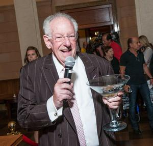 "Oscar Goodman's ""Being Oscar"" book signing at The Mob Museum in Downtown Las Vegas on Thursday, May 23, 2013."