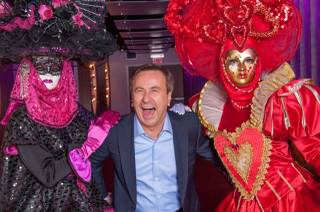 The Daniel Boulud announcement and the 2013 Epicurean Affair at the Palazzo on Thursday, May 23, 2013.