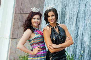 It will take two nights of Miss America competition to determine the winners for the new Miss Nevada and Miss Nevada Outstanding Teen titles Friday and Saturday. The 23 contestants are determined not to be overshadowed by the rival national Miss USA pageant taking place Sunday on the Strip.