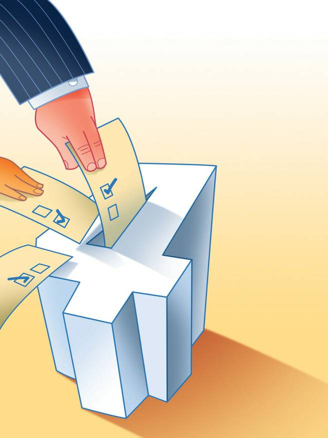 The municipal general election June 4 includes three races.