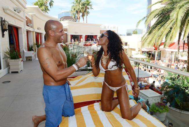 Mel B and husband Stephen Belafonte celebrate her 38th birthday ...