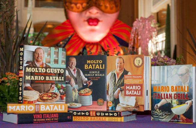 A Taste of Italy with Mario Batali at the Palazzo ...