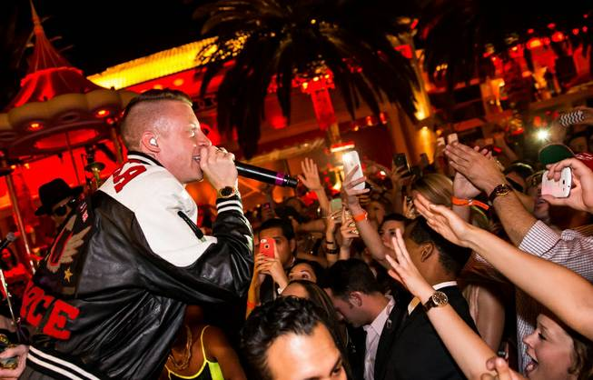 Macklemore and Ryan Lewis celebrate Surrender's third anniversary at Encore ...