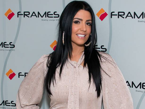 "Ramona Rizzo of VHI's ""Mob Wives."""