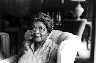 From the formative phase of the modern black struggle for equality in the 1940s, through the high tide of activism in the 1960s and early 1970s, Lubertha Johnson (1906-) remained in the vanguard of the movement in Las Vegas, Nevada, patiently chipping away at the local edifice of racism.
