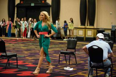 The fun is over! The hard work begins! Intense rehearsal schedules have started for the 51 Miss USA contestants at Planet Hollywood in preparation for Wednesday's preliminary pageant and Sunday's live NBC telecast to 90 countries and millions of viewers.