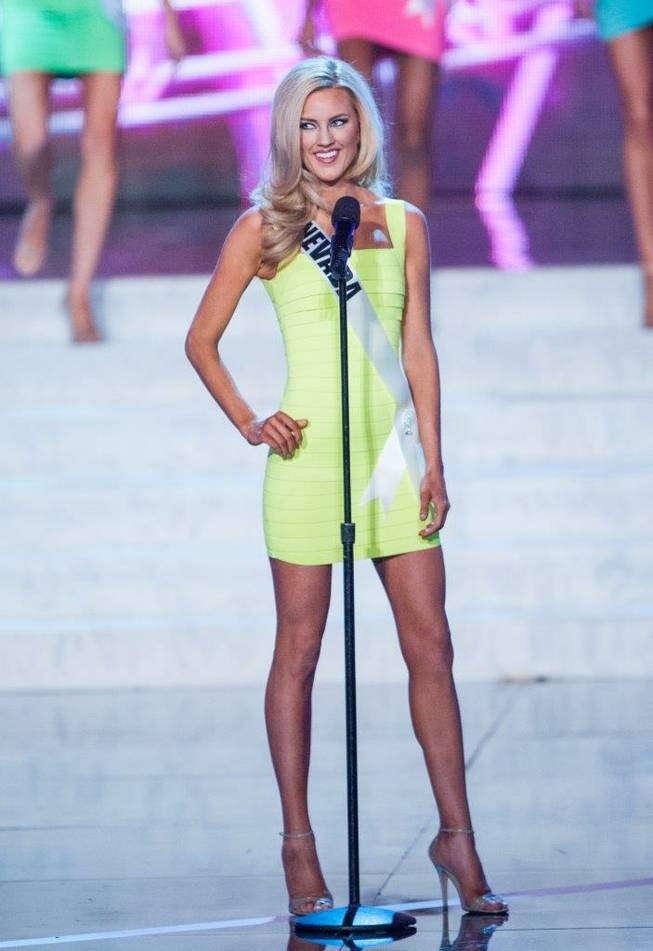 Miss Nevada Chelsea Caswell