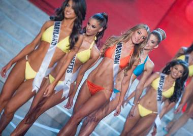Miss USA 2013 Preliminary