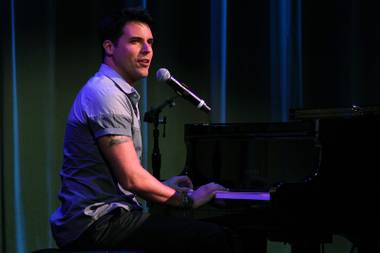 In an impressive, often staggering series of performances, Frankie Moreno and his backing band have learned and played a unique show each week.