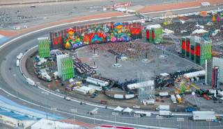 The Electric Daisy Carnival kicks off at the Las Vegas Motor Speedway Friday, June 21, 2013.
