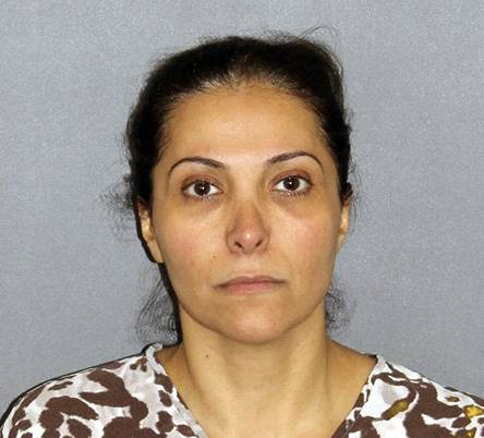 This image provided by the Irvine Police Department shows Meshael Alayban, who was arrested July 9, 2013, in Irvine, Calif., for allegedly holding a domestic servant against her will.