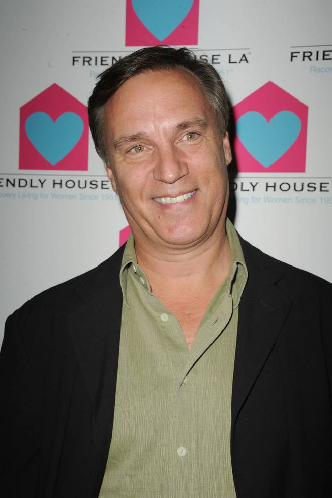 Craig Shoemaker is seen at the LA Friendly House Luncheon on Saturday, Oct. 27, 2012 in Beverly Hills, Calif.