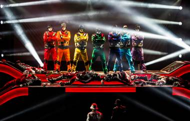 I'm one of the men behind the men behind the masks. I'm their manager, and I've been a part of Jabbawockeez's wild ride in Las Vegas from ...