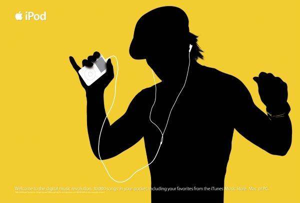 Jabbawockeez manager Lee Razalan's iPod advertisement.