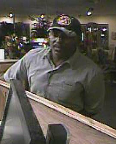 Suspect identified by Metro Police in July 18, 2013, robbery of casino in area of 300 block of Decatur Boulevard.