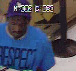 Metro Police is seeking this man for questioning regarding an incident that occurred June 29.