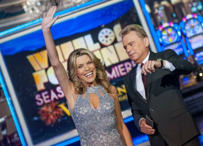 Season 31 of 'Wheel of Fortune' at The Venetian