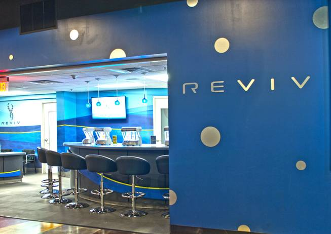 Reviv at MGM Grand.