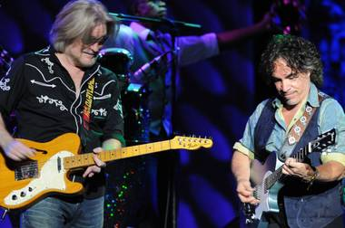 Hall & Oates are rightfully billed as a multiplatinum rock duo, but you won't have to dole out multiplatinum prices to see them play MGM Grand Garden Arena on Sept. 23. ...