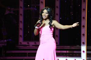 Toni Braxton at Pearl at the Palms