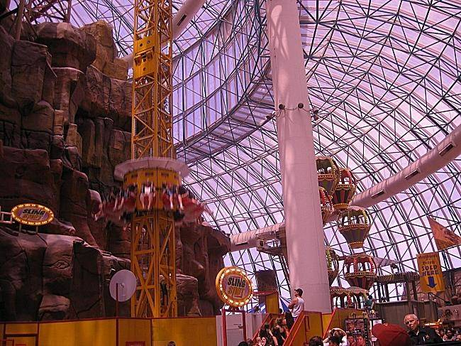Adventuredome at Circus Circus in Las Vegas.