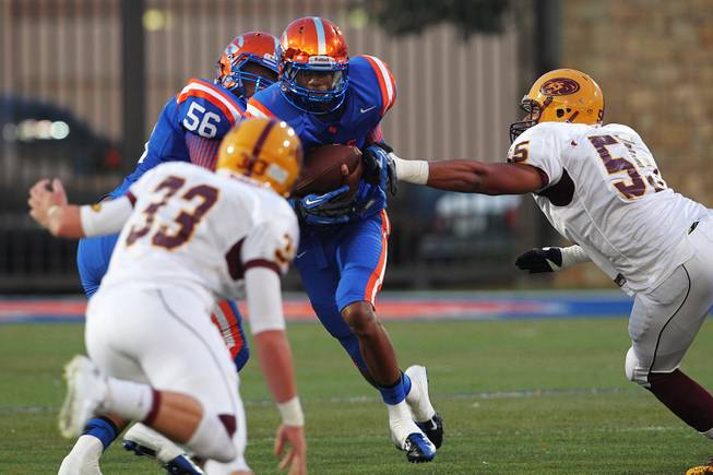 Sollenberger Classic - Bishop Gorman vs. Mountain Pointe