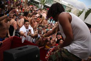 Lupe Fiasco at Ditch Fridays