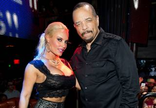 Coco Austin and Ice-T host the