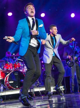 Jesse McCartney opens for Backstreet Boys'