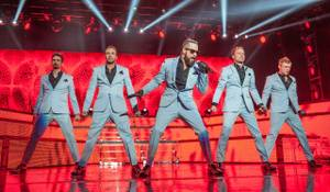 Backstreet Boys at Mandalay Bay